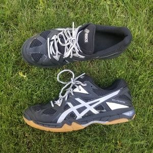 Asics B554N Gel Tastic black athletic training